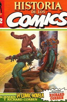 Historia de los Cómics (Grapa 32 pp) #32