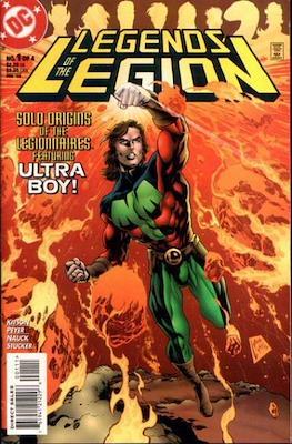 Legends of the Legion (grapa) #1