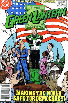 Green Lantern Vol. 1 (1960-1988) (Comic Book) #210