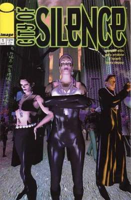 City of Silence (Comic Book) #1