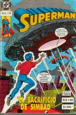 Supermán (1986-2001) (Grapa) #178