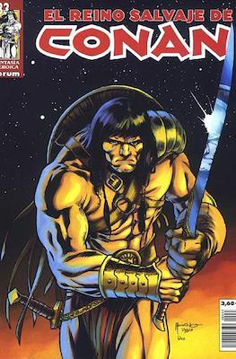El Reino Salvaje de Conan (Grapa 48-80 pp) #33