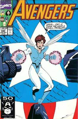 The Avengers Vol. 1 (1963-1996) (Comic Book) #340