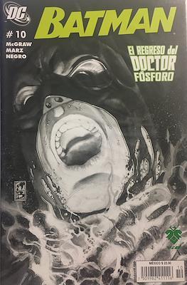 Batman (2009-2011) (Grapa) #10