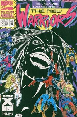 The New Warriors Annual Vol 1 (Comic-Book) #3