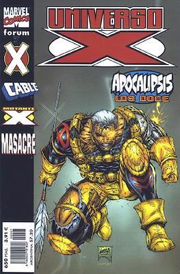 Universo-X (2000-2001) (Grapa. 17x26. 72/80 páginas. Color. (2000-2001)) #7