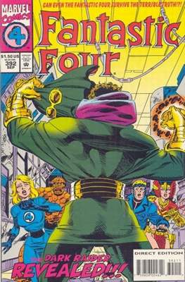 Fantastic Four Vol. 1 (1961-1996) (saddle-stitched) #392
