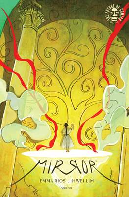 Mirror (Comic-book) #6