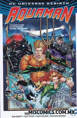 Aquaman (2017-...) #1