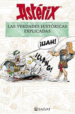 Astérix. Las verdades históricas explicadas (Cartoné 160 pp) #