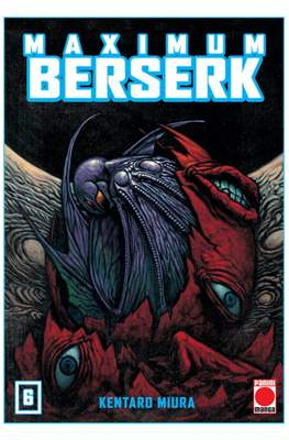 Maximum Berserk (Rústica con sobrecubierta) #6