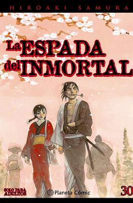 La espada del Inmortal (Rústica con sobrecubierta) #30