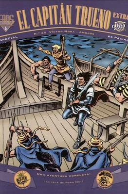 El Capitán Trueno. Fans Extra (Rústica, 52 páginas) #25
