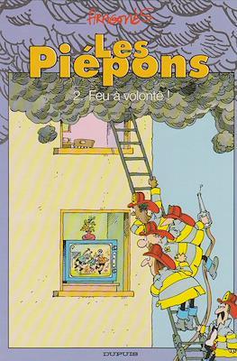 Les Piépons (Cartoné) #2