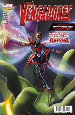Los Vengadores Vol. 4 (2011-) (Grapa) #72