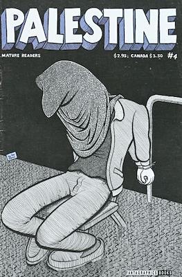 Palestine (Comic Book) #4