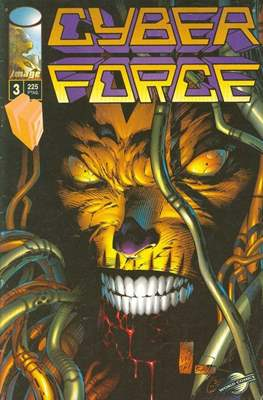 Cyberforce Vol. 2 (1996-1997) (Grapa 32-48 pp) #3