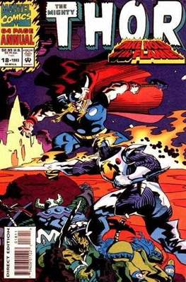 The Mighty Thor Annual (1966-1994) (Comic Book) #18