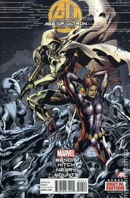 Age of Ultron (Variant Covers) #2.2