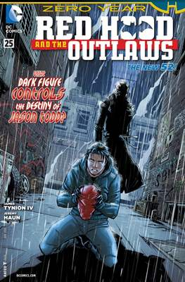 Red Hood and the Outlaws (2011-) New 52 #25