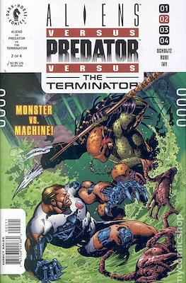 Aliens versus Predator versus The Terminator #2