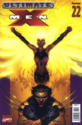 Ultimate X-Men Vol. 1 (2002-2006) (Grapa 48 pp) #22