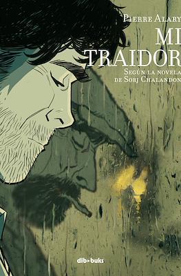 Mi traidor (Cartoné 152 pp) #