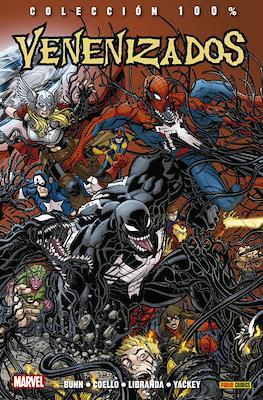 Venenizados. 100% Marvel