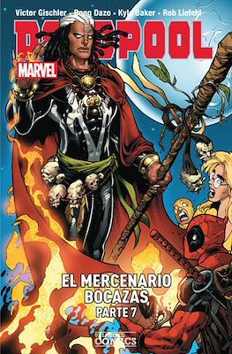 Deadpool. El mercenario bocazas #7