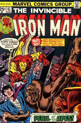 Iron Man Vol. 1 (1968-1996) (Comic book) #82