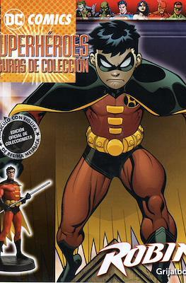 DC Comics Superhéroes. Figuras de colección (Fascículo/Grapa) #13