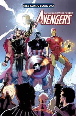The Avengers - Free Comic Book Day 2018