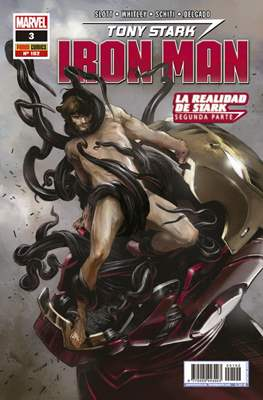 El Invencible Iron Man Vol. 2 (2011-) (Grapa - Rústica) #102/3