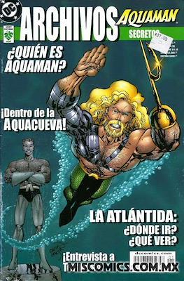 Aquaman: Archivos secretos