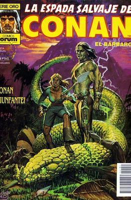 La Espada Salvaje de Conan. Vol 1 (1982-1996) (Grapa. B/N.) #152