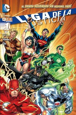 Liga de la Justicia #1