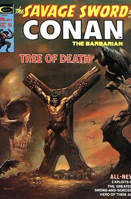 The Savage Sword of Conan the Barbarian (1974-1995) (Grapa) #5