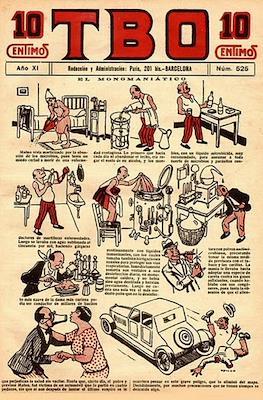 TBO (1917-1938) (Cuaderno) #525