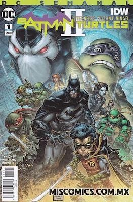 Batman / Teenage Mutant Ninja Turtles II