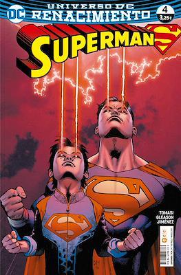 Superman. Nuevo Universo DC / Renacimiento (Grapa) #59/4