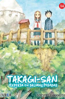 Takagi-san: Experta en bromas pesadas (Rústica con sobrecubierta) #14