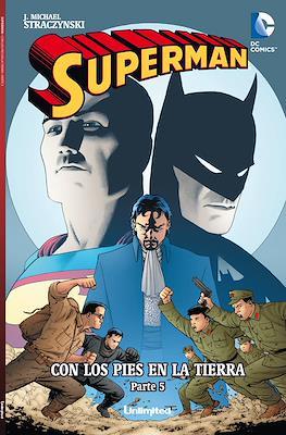 Superman. Con los pies en la tierra (Rústica) #5