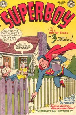 Superboy Vol.1 / Superboy and the Legion of Super-Heroes (Comic Book) #18