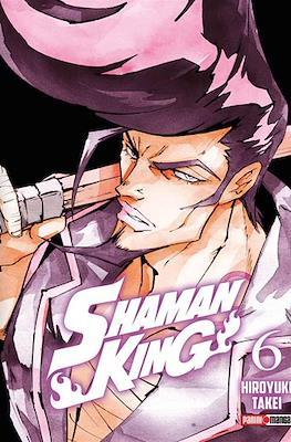 Shaman King (Rústica con sobrecubierta) #6