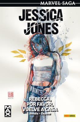 Marvel Saga: Jessica Jones #2