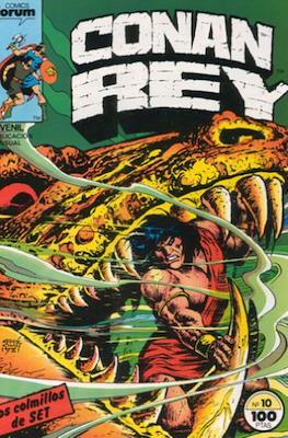 Conan Rey #10
