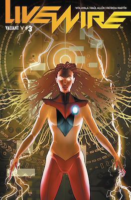 Livewire (2018-) (Comic book) #3