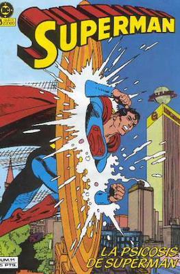 Superman Vol. 1 (1984-1987) #11