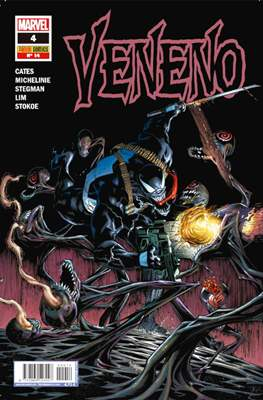 Veneno (2018-) (Grapa) #14/4