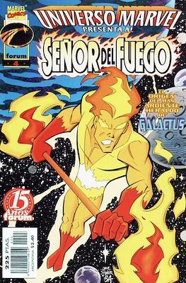 Universo Marvel presenta a (Grapa. 17x26. 24 páginas. Color.) #4